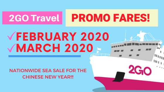 2GO PROMO 2020 FEBRUARY AND MARCH