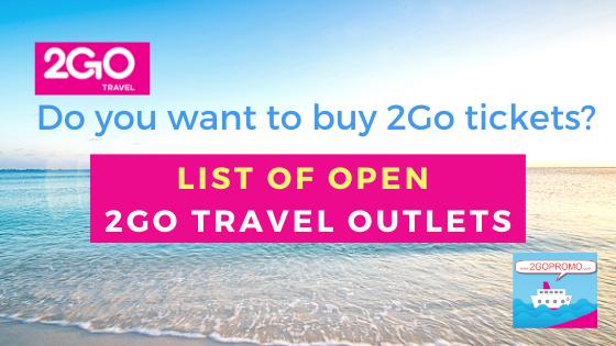 open 2go outlets