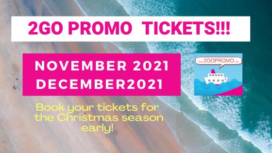 2go promo november and december 2021